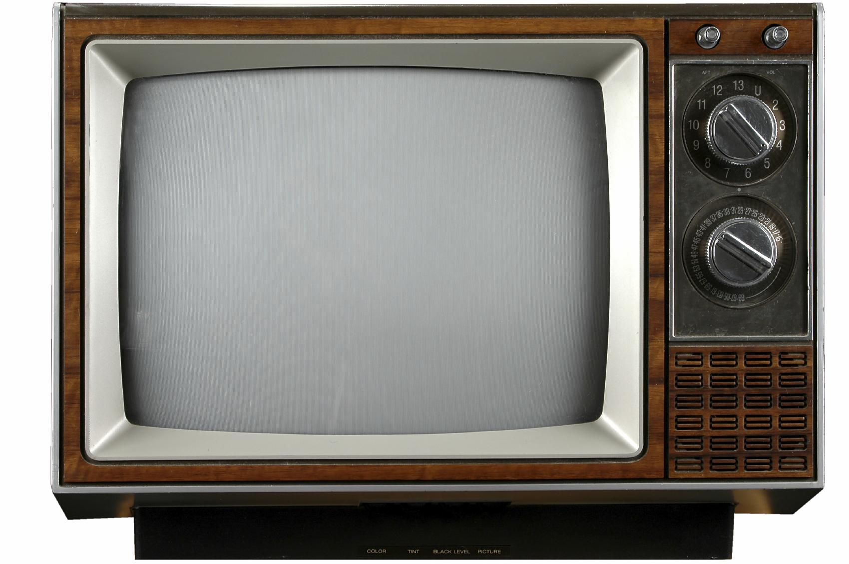 22 TV Off Vintage Television Wallpaper