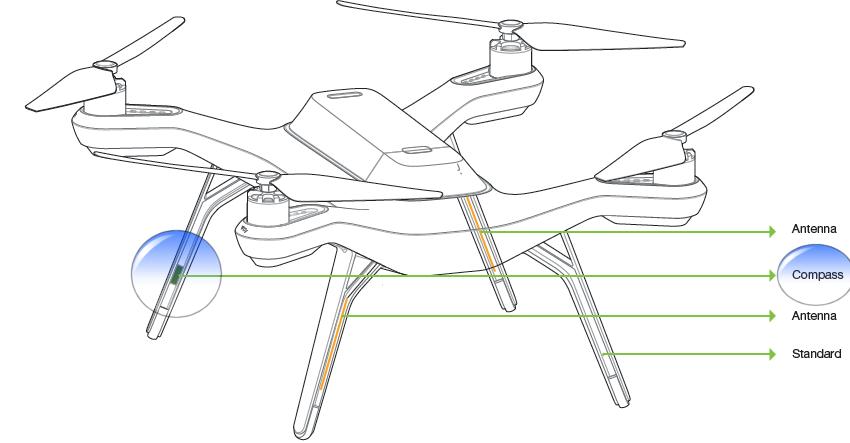 Compass won't calibrate   3D Robotics Drone Forum
